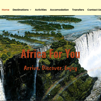 Africa For You Arrive